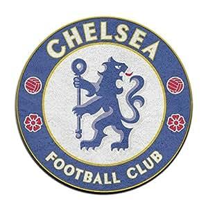 Chelsea Football Club Circular para exteriores Felpudo