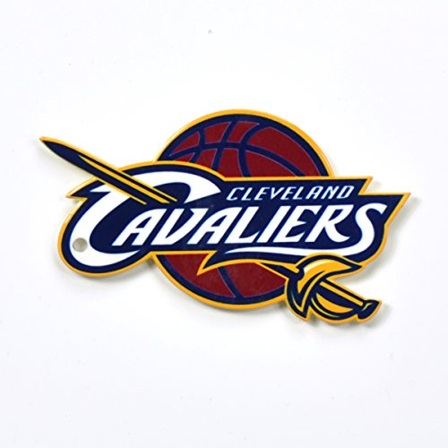 Authentic Street Signs NBA Basketball Super Steel Magnet (Cleveland Cavaliers)