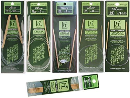 clover-takumi-bamboo-circular-knitting-needles-48-inch-size-105-48-inch-size-3-29-inch-size-4-24-inc