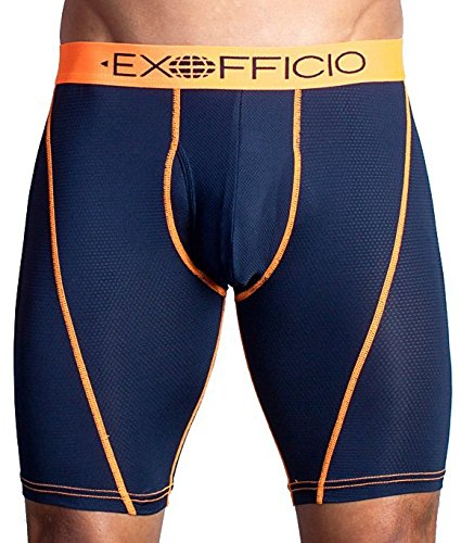 Exofficio Give-N-Go Sport Mesh 9in Brief Boxers Mens Sz XL