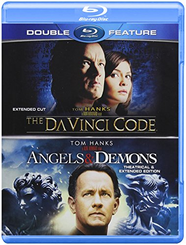 Davinci Library Set - The Da Vinci Code (Extended Cut) / Angels & Demons (Extended Edition)  (Double Feature) [Blu-ray]