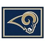 FANMATS 17498 NFL St. Louis Rams Rug