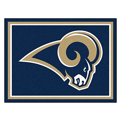 FANMATS 17498 NFL St. Louis Rams Rug by Fanmats