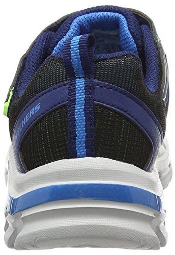 Skechers Nitrate Brio - Zapatillas De Deporte Niños Azul (Nvbl)