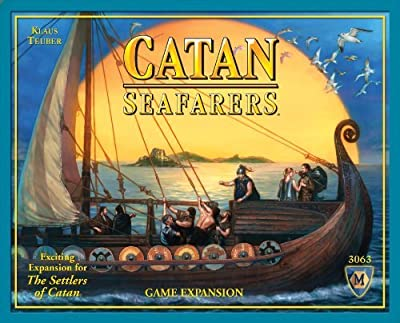 Catan Seafarers Game Expansion by Mayfair Games