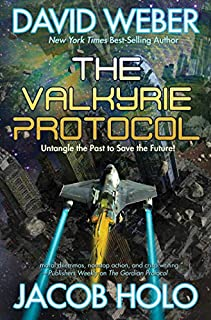 Book Cover: The Valkyrie Protocol