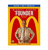 Founder, The [Blu-ray]