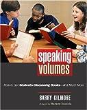 Speaking Volumes, Barry Gilmore, 0325009155