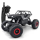 Mioshor RC Crawler Off-Road Rock Jeep Trucks  1/16 Remote Control Vehicle 2.4Ghz 4WD High Speed Radio Racing Cars Electric Fast Race Buggy Hobby Car
