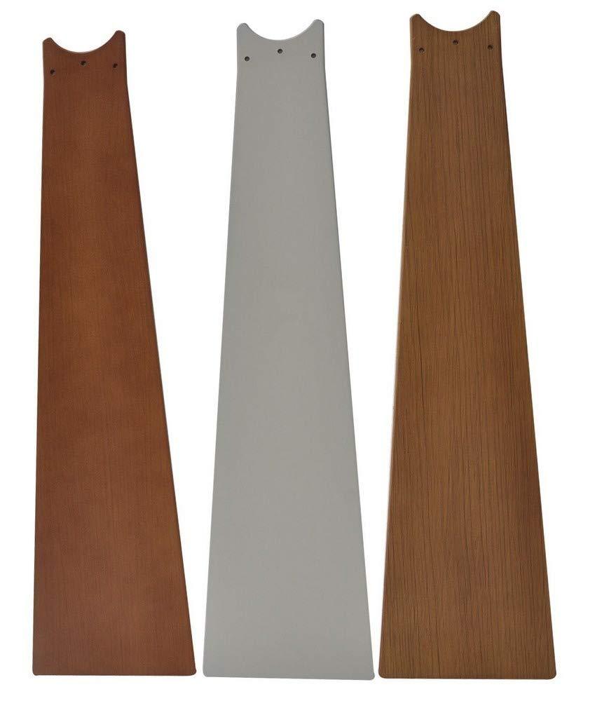 20-Inch Fanimation BPW4442CY Kubix and Zonix Blade Composite Set of 3 FM BPW4442CY Cherry