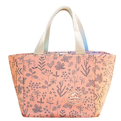 Rawdah - Bolso mochila  de Lona para mujer multicolor multicolor d