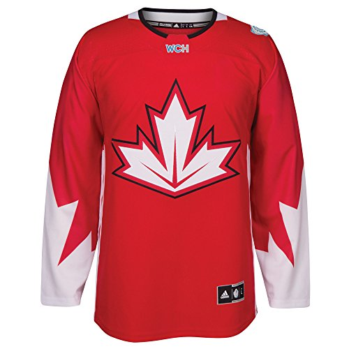 New Canada Blank World Cup Of Hockey Red Youth Adidas Premier Jersey supplier