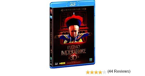 L Ultimo Imperatore Ltd Ed 3D Blu-Ray 3D Italia Blu-ray: Amazon ...