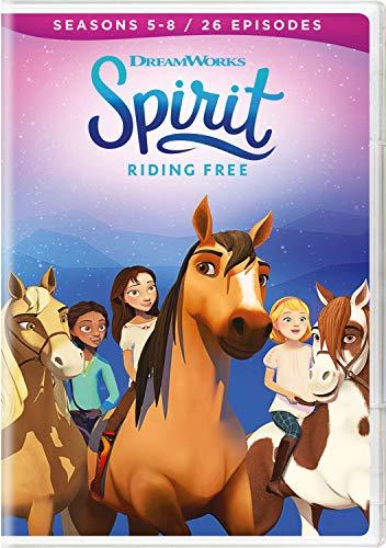 Spirit Riding Free Seasons 5 8 product image