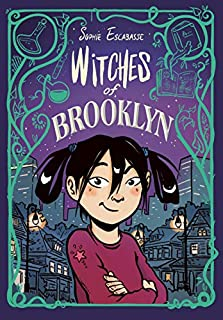 Book Cover: Witches of Brooklyn