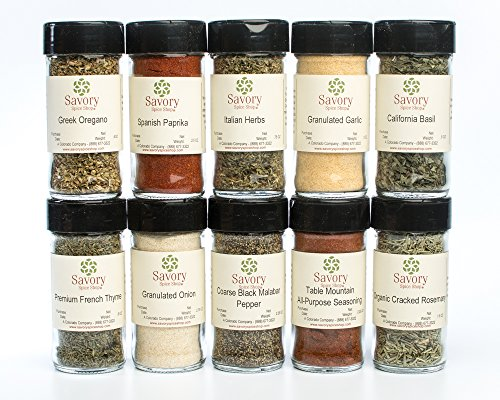 Keys to the Cupboard: The Must Have Spice Gift Set