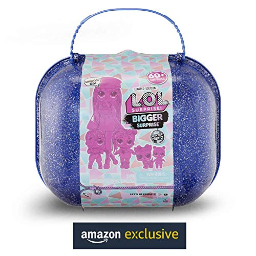 L.O.L. Surprise! Winter Disco Bigger Surprise Now $49.99 (Was $89.99)