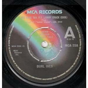"BLUE TAIL FLY 7"" (VINYL 45) UK MCA 1976"