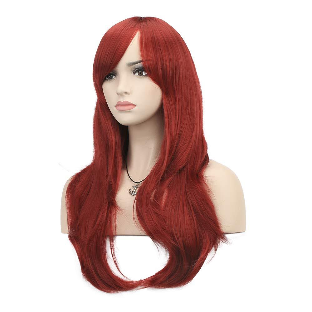 YOPO 28\' Wig Long Big Wavy Hair Women Cosplay