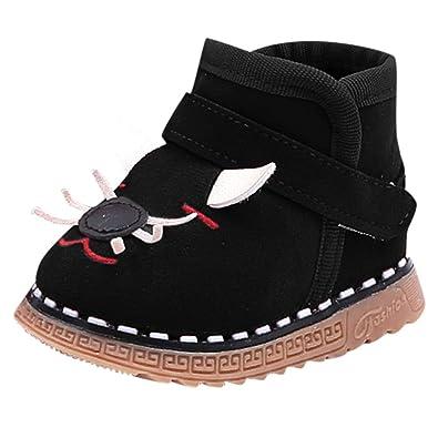 4c4206574d9be Amazon.com | Gooldu Baby Shoes, Toddler Infant Kids Girls Boys ...