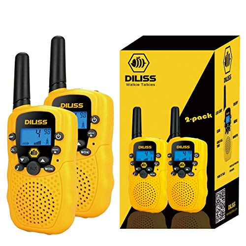 Top 10 Walkie Talkies For Kids With Home Base
