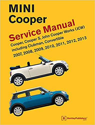 Amazon bentley publishers books biography blog audiobooks mini cooper r55 r56 r57 service manual 2007 2008 fandeluxe Image collections