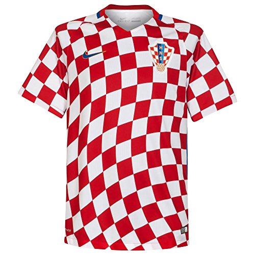 2016-2017 Croatia Home Nike Football Shirt