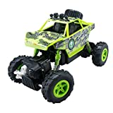 Gotd 1/20 2.4GHZ 4WD Radio Remote Control Off Road RC Car ATV Buggy Monster Truck, Green