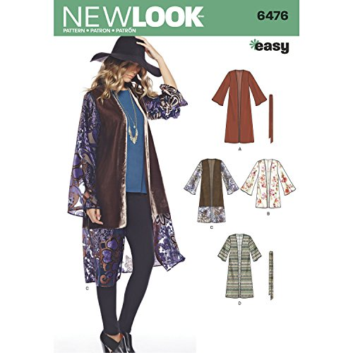 New Look Pattern 6476