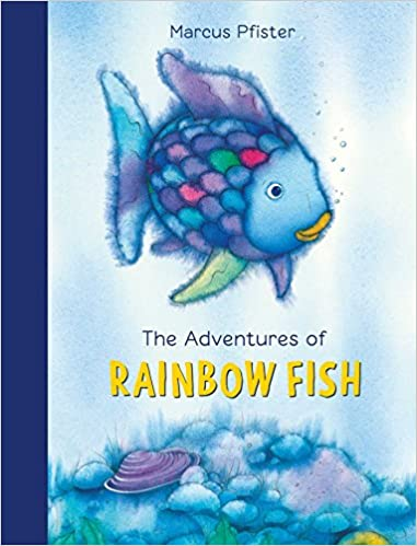 The Adventures Of Rainbow Fish A Collection The Rainbow