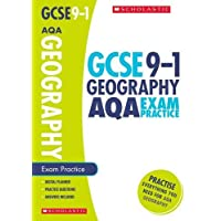 GCSE Geography AQA Practice Book for the Grade 9-1 Course with free revision app (Scholastic GCSE Geography 9-1 Exam Practice) (GCSE Grades 9-1)