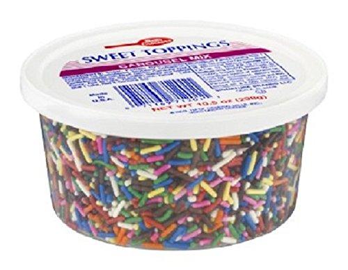 Betty Crocker Sweet Toppings Regular Carousell Edible Cake Decoration, 10.5 oz