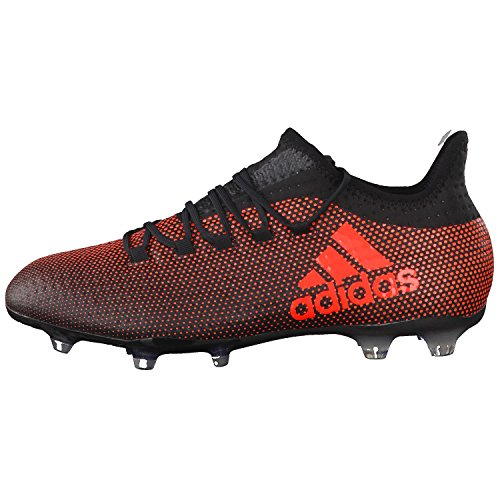Adidas negbas 2 Fg Rojsol Noirs Chaussures X Pour 17 Hommes De Football Narsol HvqxHr