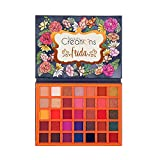 Beauty Creations 35 color eyeshadow palette - FRIDA