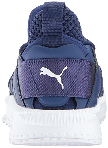 Pictures of PUMA Unisex Tsugi Blaze Jr Sneaker Blue 36395402 8