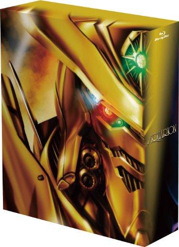 Genesis of Aquarion Kanzen Gattai Blu-ray Box [Blu-ray]
