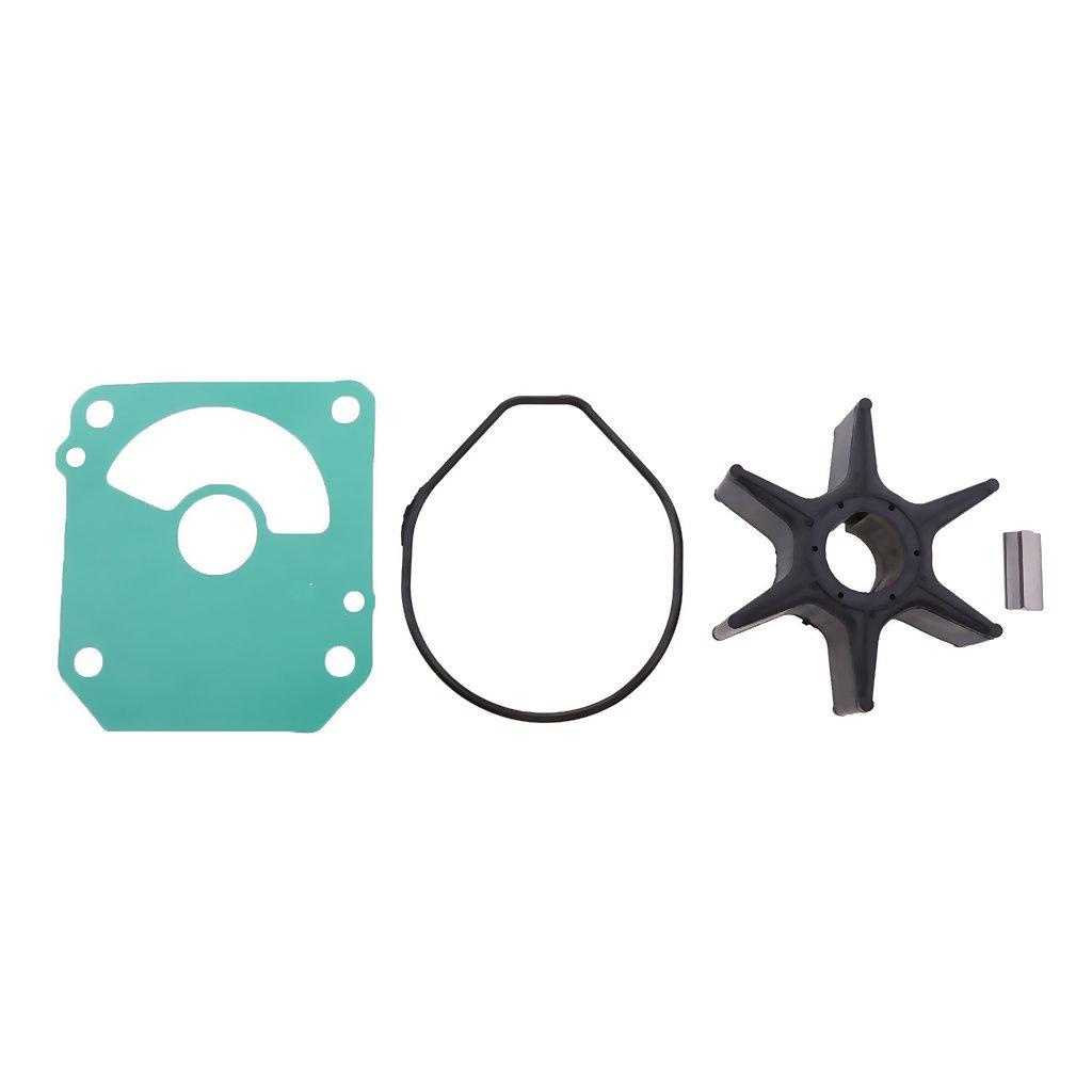 Sharplace Kit de Réparation De Pompe à Eau Accessoire Remplacement 06192-ZW1-000 pour Honda BF115/130 BF75/90