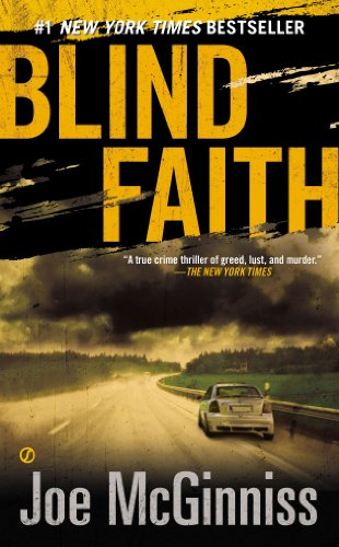 Blind Faith by Joe McGinniss