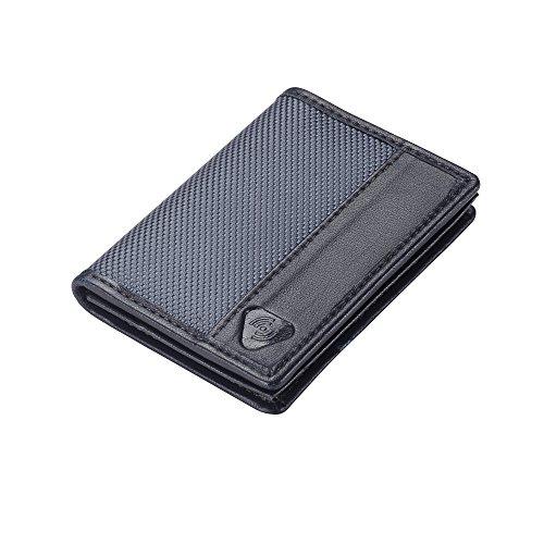 lewis-n-clark-ballistic-rfid-card-wallet-smoke-one-size