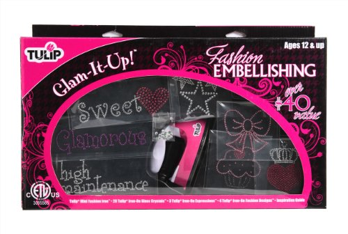 Tulip Fashion Embellishing Kit, Multi