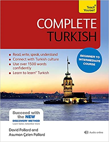 Complete turkish beginner to intermediate course book and audio complete turkish beginner to intermediate course book and audio support teach yourself language amazon david pollard asuman elen pollard m4hsunfo