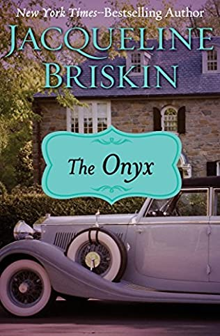 book cover of The Onyx