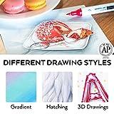 ARTEZA Everblend Art Markers, Set of 60
