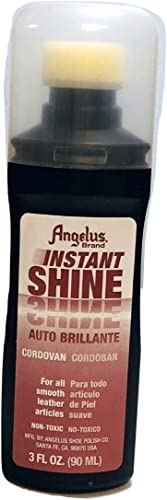 Angelus Instant Shine 2.5 oz Cordovan