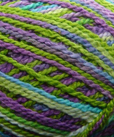 Cascade Cotton Fixation Effects Yarn #9442 Hawaiian Splendor