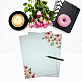 Floral Letter Notes - Perfect Invitations for
