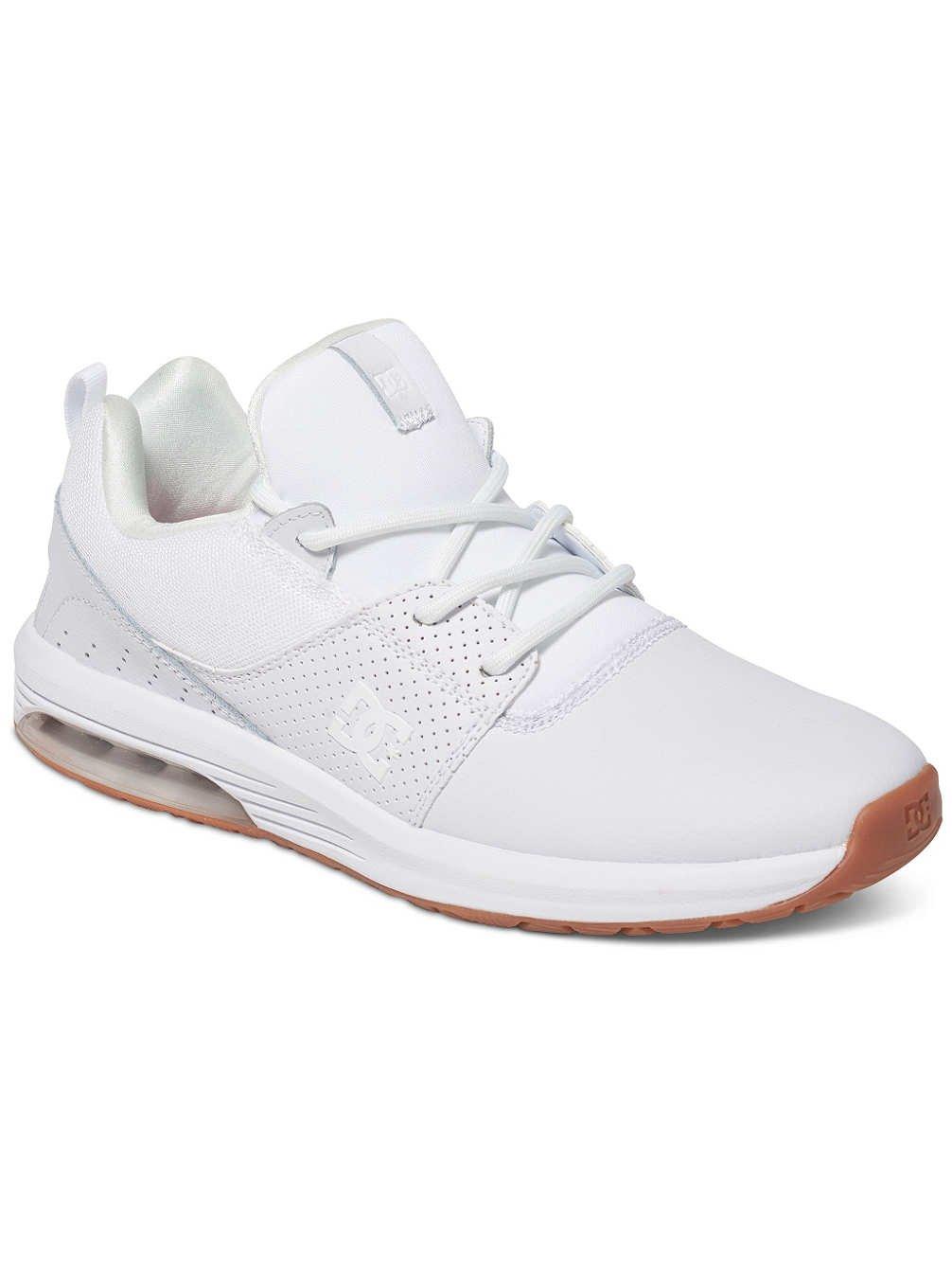 DC Shoes Heathrow IA - Zapatillas para Hombre 43 EU|White/White/Gum