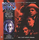 Front cover for the book Enemy of the Daleks by David Bishop