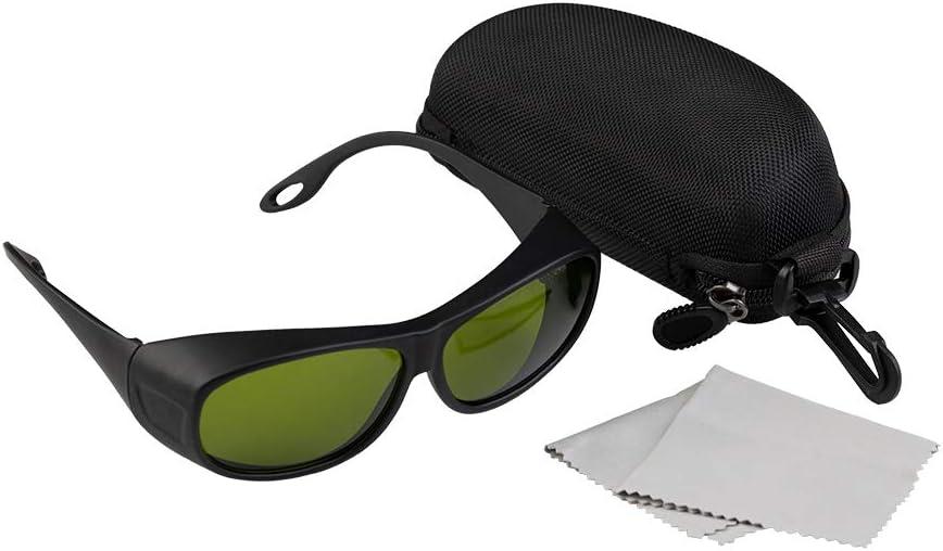 CE 1064 NM - Gafas de Seguridad láser para YAG DPSS Fibra láser Estilo C