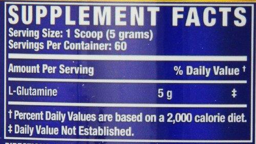 Image result for Glutamine XS 300gram